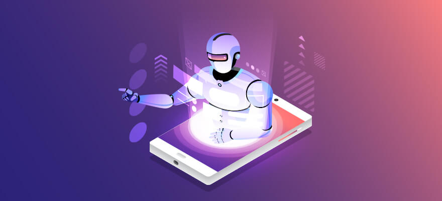 Use of Artificial Intelligence in Mobile Applications